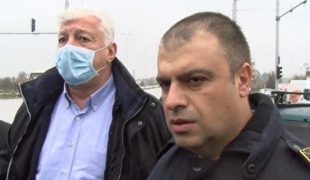Рогачев и Димитров направиха оглед на щетите от земетресението в Пловдив