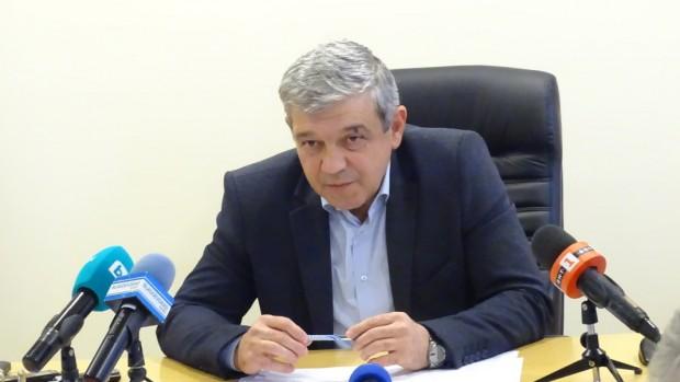 Румен Томов все пак остава на кметския пост в Благоевград